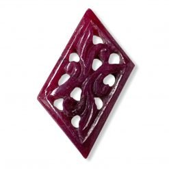 No Heat Ruby Carving 15.90 Carats