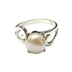Fine Quality South Sea Pearl Ring for Women