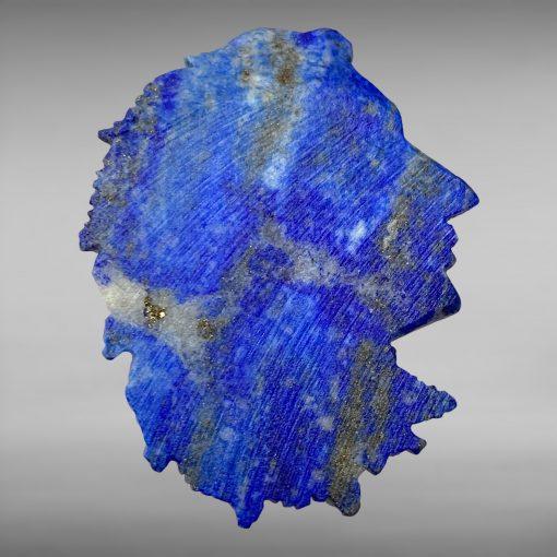 Carving Lapis Lazuli Lady Gemstone